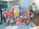 FIeld trip to the Jiffy Mix Factory!
